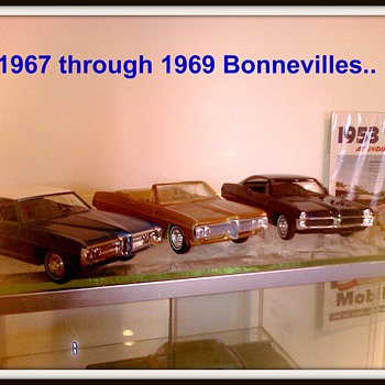"""The Pontiac """"wide track"""" Bonneville was a classy, luxurious and powerful car."""