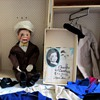 Charlie McCarthy Effanbee 1937 with Wardrobe and Trunk