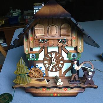 Black Forest cuckoo clock - Clocks