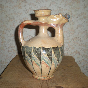 Traditional Bulgarian pitcher! - Pottery