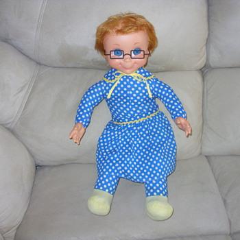 1967 talking mrs beasley - Dolls