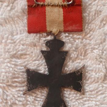 European old medal ?