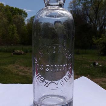 New Hutch - Bottles