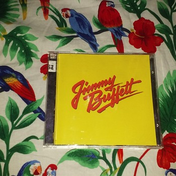 Mr. Jimmy Buffet....On Compact Disc Format - Records