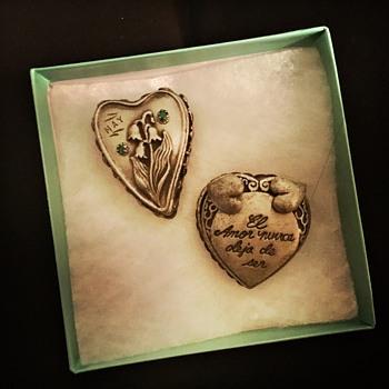 Jewelry boxes, mini - Costume Jewelry