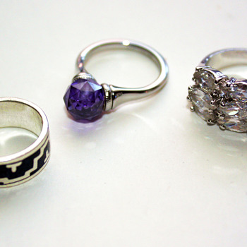 Rings :) - Costume Jewelry