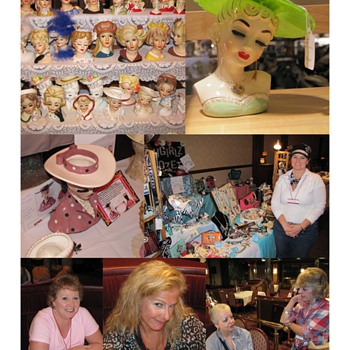 2010 Headvase Convention Branson Missouri 2 - Pottery