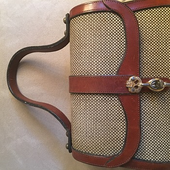 My mother's purse from 1970's - Bags