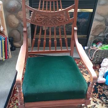 Dragon Rocking chair - Furniture