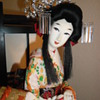 Japanese Geisha doll I recused from a thrift store