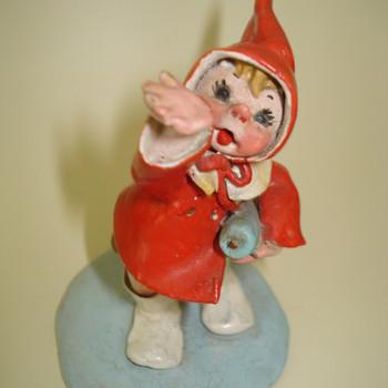 LITTLE RED RIDING HOOD - Dolls