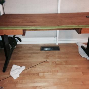 Mystery Lab Desk