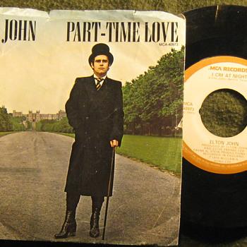 E John... - Records