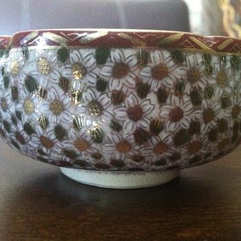 Small Cloisonné bowl  - Asian