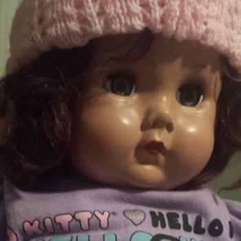 my old doll,Molly - Dolls