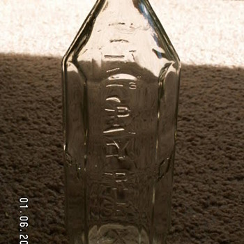 1920's Pyrex Baby Bottle - Bottles