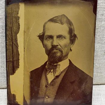 Tintype Photograph - Photographs