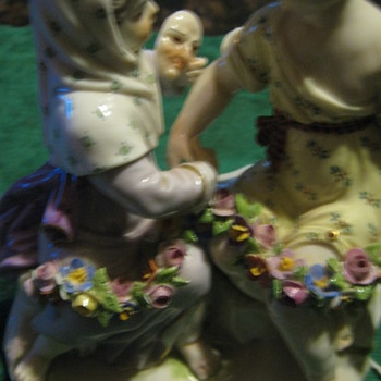 MEISSEN - Figurines