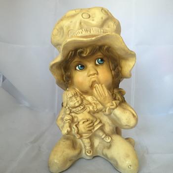 Piano Baby??? - Figurines