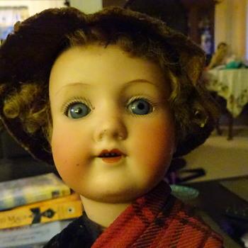 My Own Scottish Highland Lad, an AM 390 - Dolls