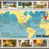 1994 - World War II Souvenir Sheet (U.S. Postage)