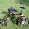 My 1930s Velo King Tricycle all original.
