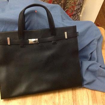 black prada bag  - Bags