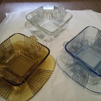 Beautiful art glass  - Glassware
