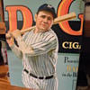FOUND BABE RUTH CIGARETTE ADD