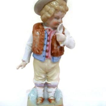 Antique porcelain figurine help id
