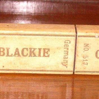 "Premier ""Blackie"" Straight Razor - Accessories"