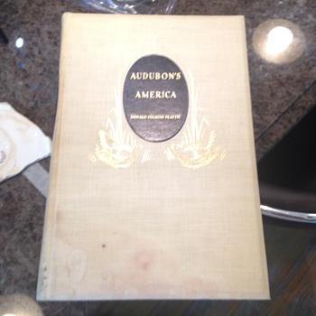 Audubon's America signed