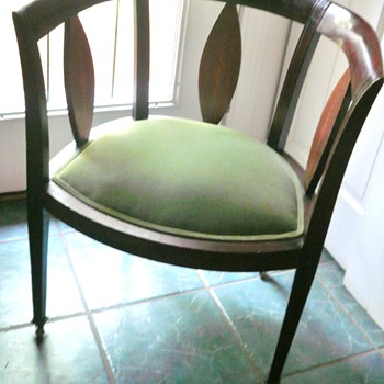 Occasional Antique Chair - Furniture