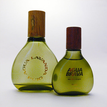 Bottle for AGUA LAVANDA PUIG (I)/AGUA BRAVA, André Ricard (1963/1968) - Bottles