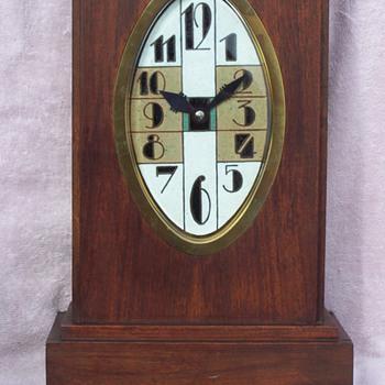 Charles Hour Deco clock. - Clocks