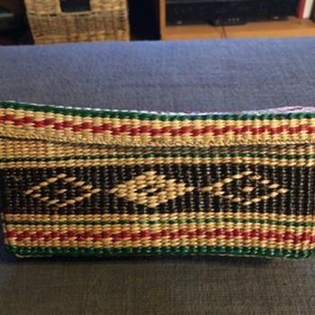 Native basket - Furniture