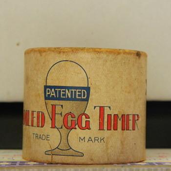 Boiled Egg Timer - Kitchen