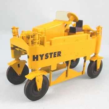 Hyster Lumber Carrier Small Version - Model Cars
