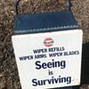 Gulf wiper stand