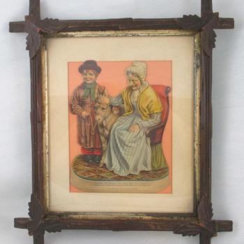 Trade Card A&P Co. 1883 - Advertising