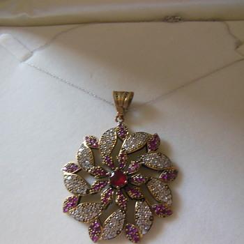 Estate Jewelry piece - Silver