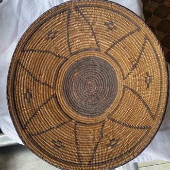 Unknown origin basket - Native American