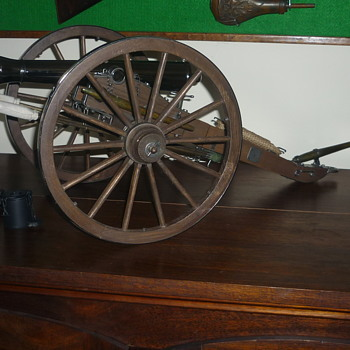 Update on 1/5 scale 6 pdr cannon - Military and Wartime