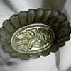 Thistle and Rose tin mold