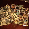 Todays Goodwill Finds! Vintage Beatles Collectors Cards 1960's