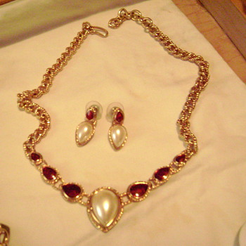 Monet Set - Costume Jewelry