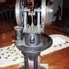 Heinrichi hot air engine
