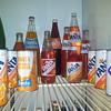 Fanta Bottles and cans
