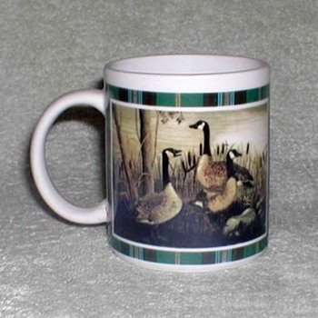 Canadian Geese Coffee Mug - Kitchen