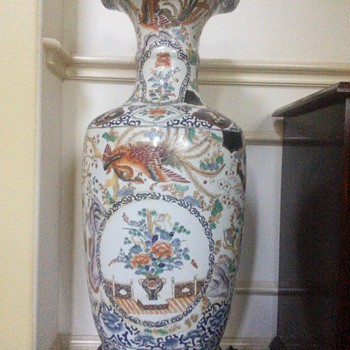 Need Help Identifying Vase. - China and Dinnerware